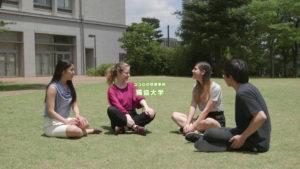 ココロ株式会社の主な映像制作の実績(獨協大学)