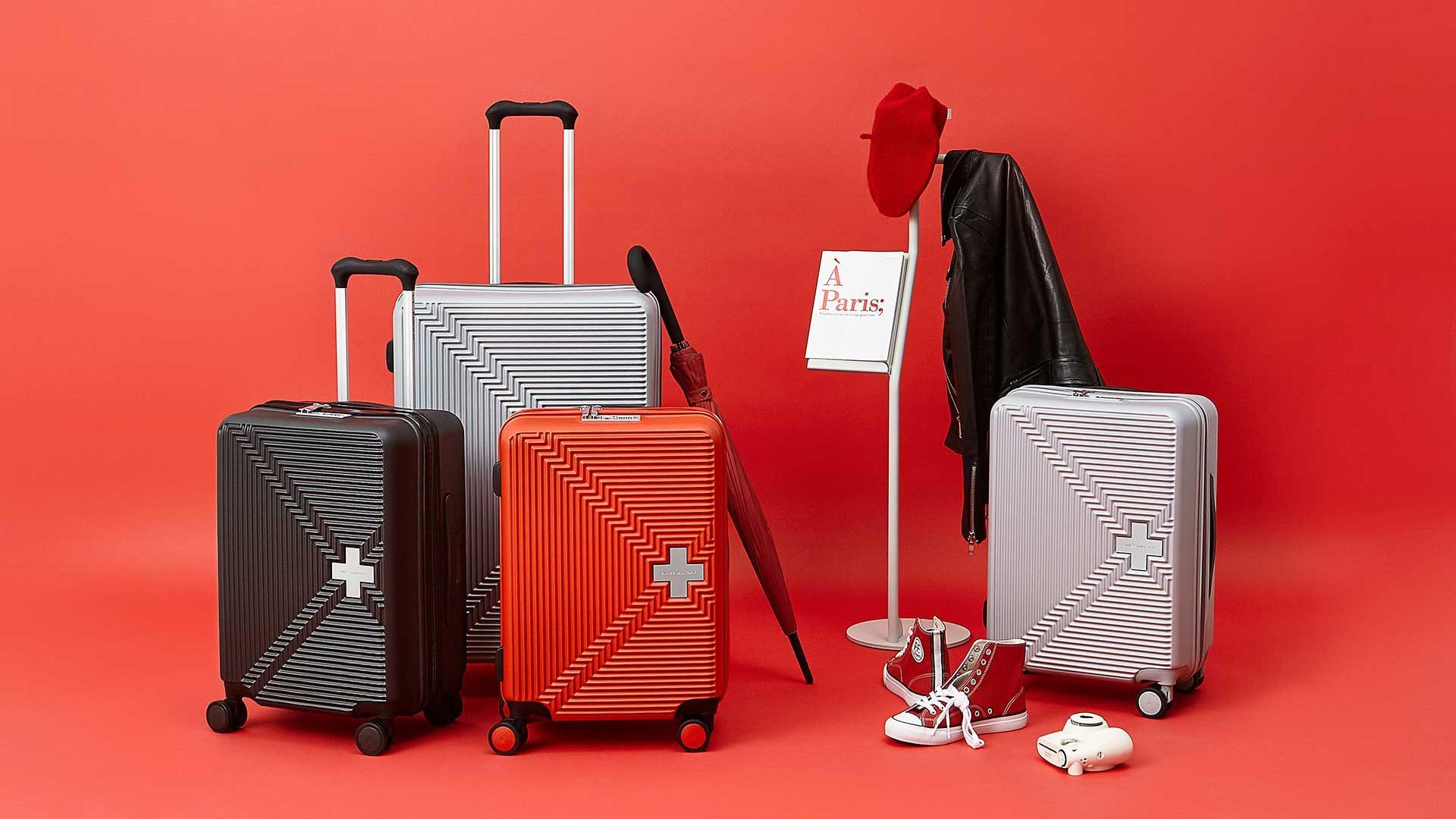 スイスミリタリースーツケース(ココロ株式会社のブログ)